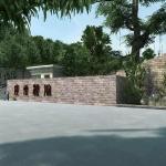 3D Exterior Landscape